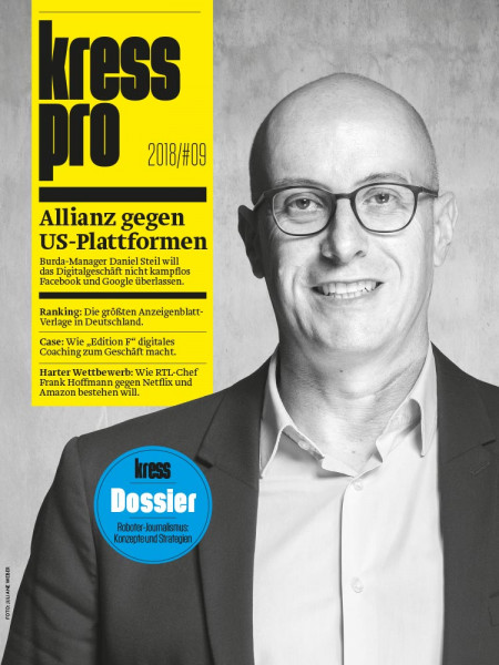 kress pro, Allianz, Burda, Daniel Steil, Facebook, Google