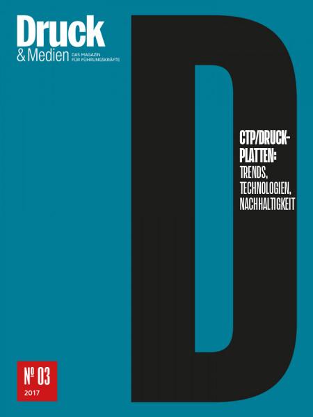 Druck & Medien-Dossier: CTP/Druckplatten: Trends, Technologien, Nachhaltigkeit