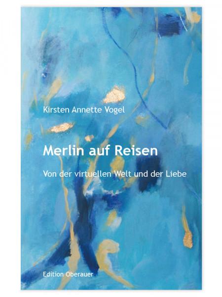 Buch Merlin auf Reisen Kirsten Annette Vogel