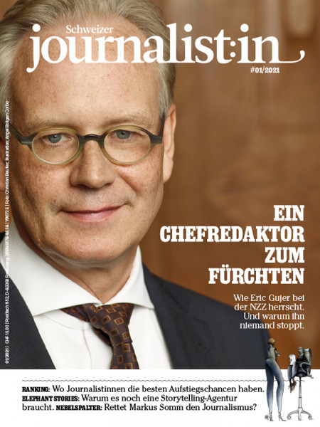 Schweizer journalist:in
