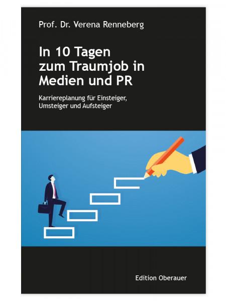 Buch In 10 Tagen zum Traumjob in Medien und PR