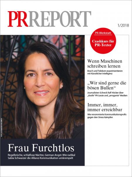 PR Report, Sabia Sschwarzer