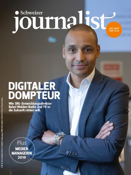 Schweizer Journalist 05/2019