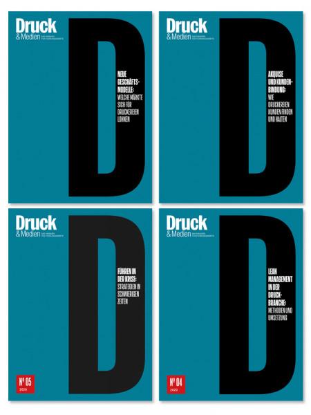 Dossier Paket Druck&Medien Strategie