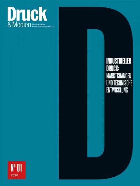 Druck & Medien Dossier, Industrieller Druck