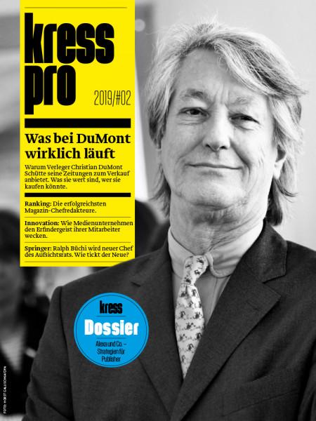 kress pro, DuMont, Christian DuMont Schütte