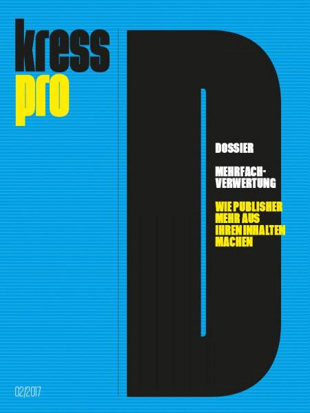 kress pro Dossier Mehrfachverwertung: Wie Publisher mehr aus ihren Inhalten machen