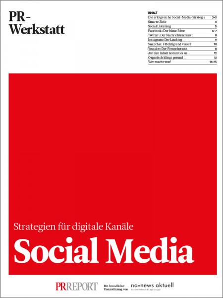 Social Media: Strategien für digitale Kanäle, PR-Werkstatt, Ira Reckenthäler