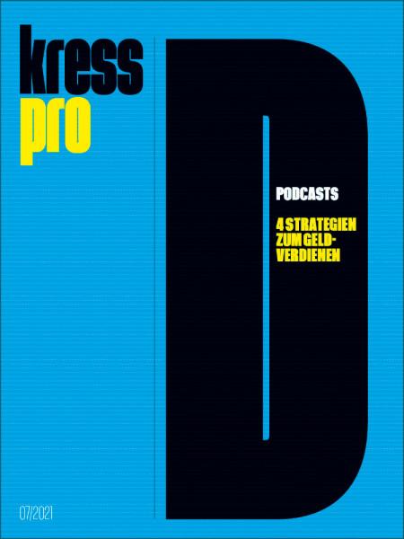 kress pro Dossier 2021/07 Podcasts