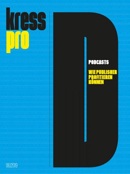 kress pro Dossier, Podcasts. Wie Publisher profitieren können