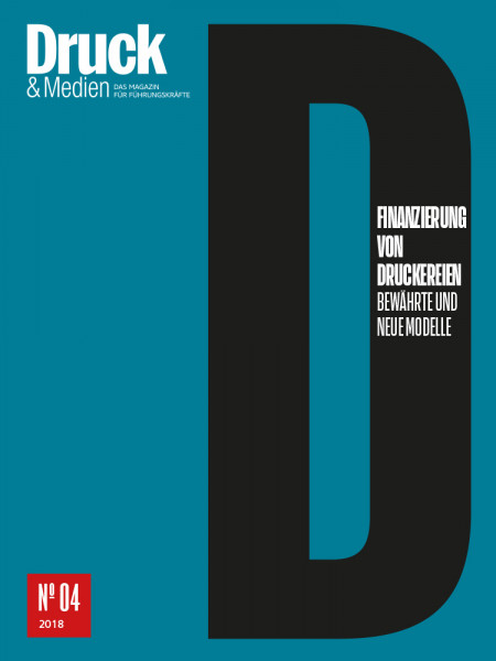 Druck & Medien-Dossier: Finanzierung von Druckereien - Bewährte und neue Modelle