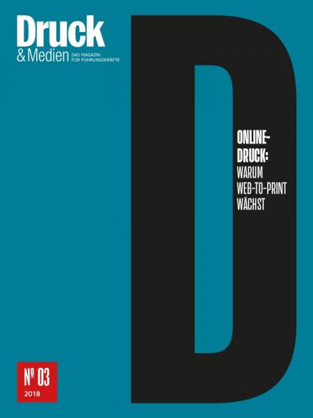 Druck & Medien-Dossier: Online-Druck Warum Web-to-Print wächst.