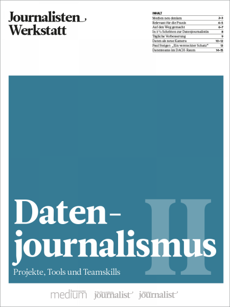 Datenjournalismus II