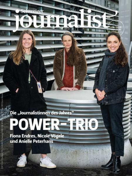 Der Schweizer Journalist 06/2020,