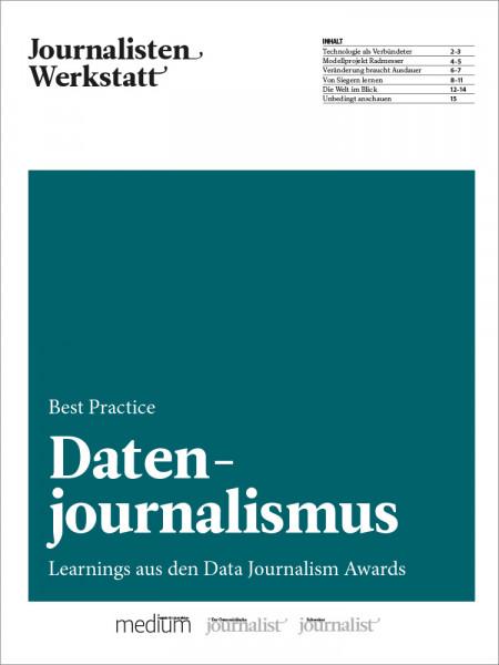 Best Practice Datenjournalismus