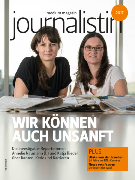 Magazin journalistin 2017