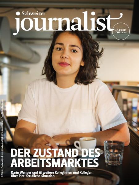 Schweizer Journalist 04/2019
