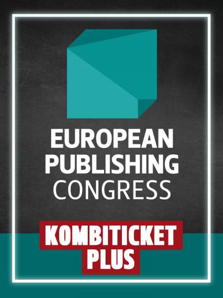 European Publishing Congress Ticket PLUS