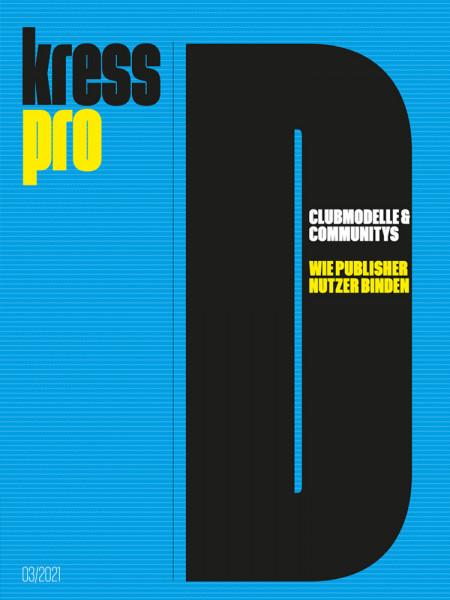 kress pro Dossier 2021/03 Clubmodelle & Communitys