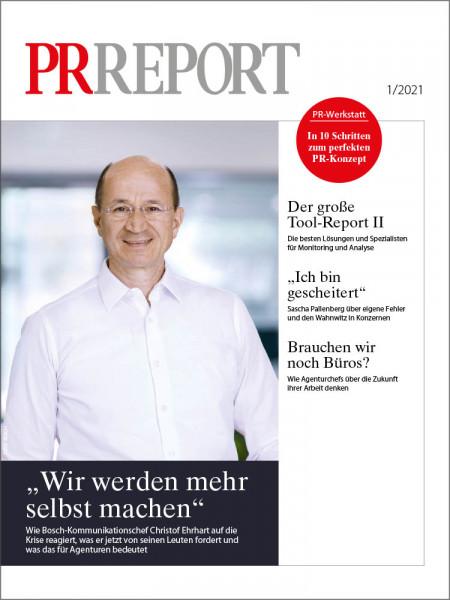 PR Report 2021#01