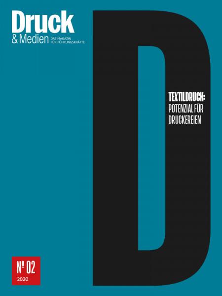 Druck & Medien Dossier, Textildruck