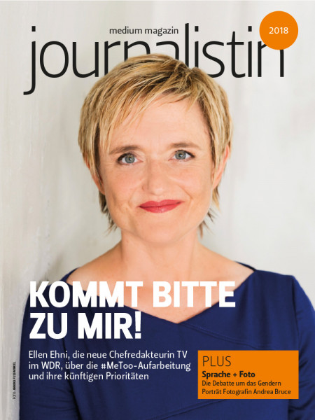 Magazin journalistin 2018