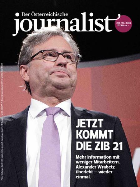 Der Österreichische Journalist: 30 Talente unter 30  Benedict Feichtner, Marlies Eder, Melisa Erkurt & Co