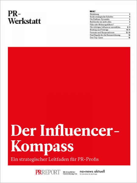 Der Influencer-Kompass
