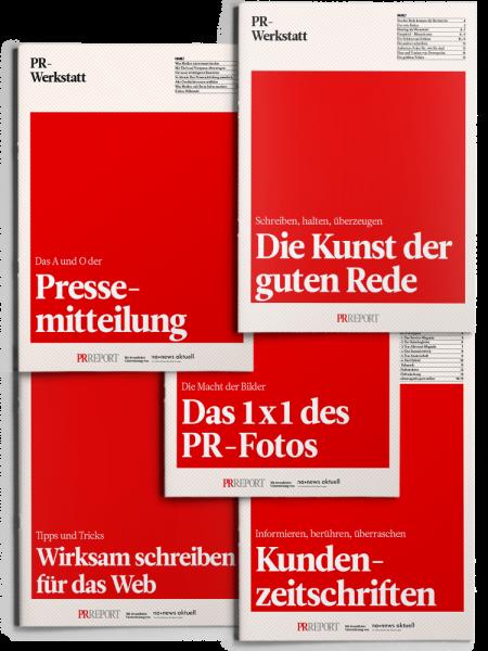 PR-Werkstatt Paket 1