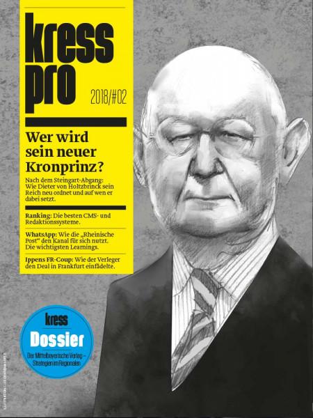kress pro: Die Geheimnisse des Dieter von Holtzbrinck