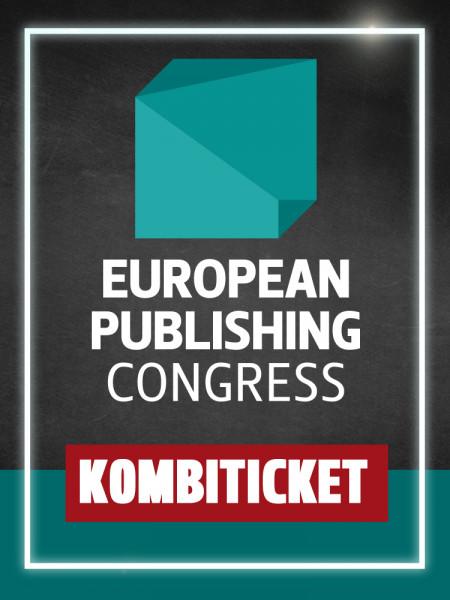 European Publishing Congress Kombiticket