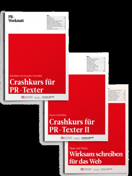 Journalisten Werkstatt Paket: Besser schreiben 5