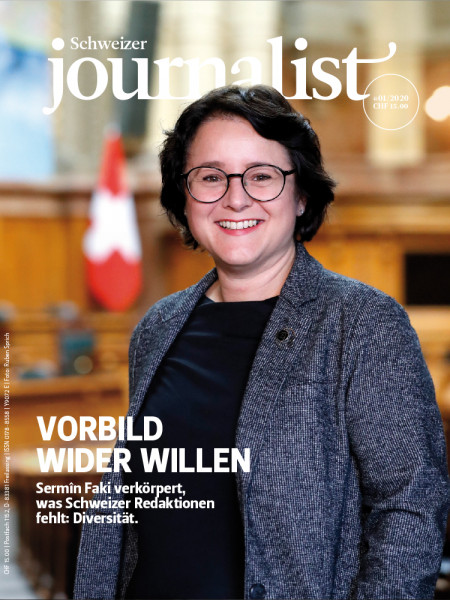 Schweizer Journalist 2020#01