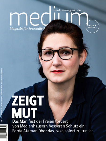 Medium Magazin 01/2020