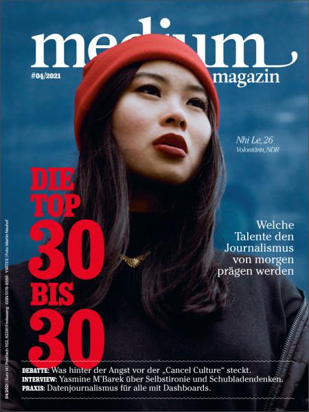 medium magazin 2021 Nr. 4: