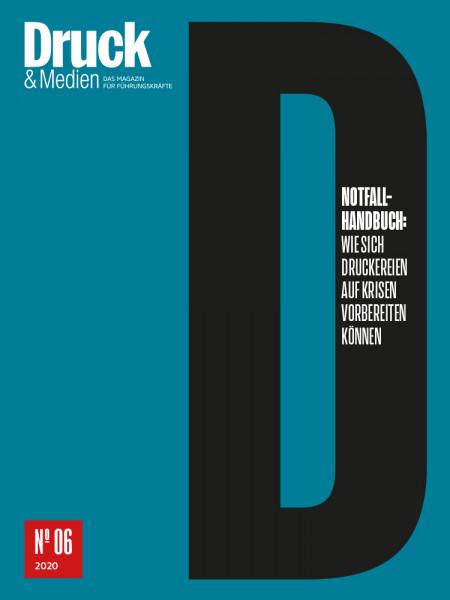 Druck & Medien Dossier Notfallhandbuch: