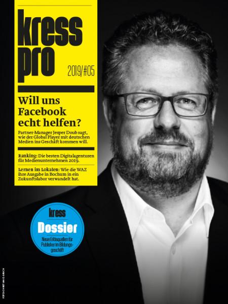 kress pro, Facebook, Jesper Doub