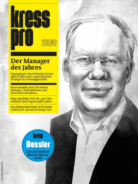 kress pro, Tagesspiegel, Sebastian Turner