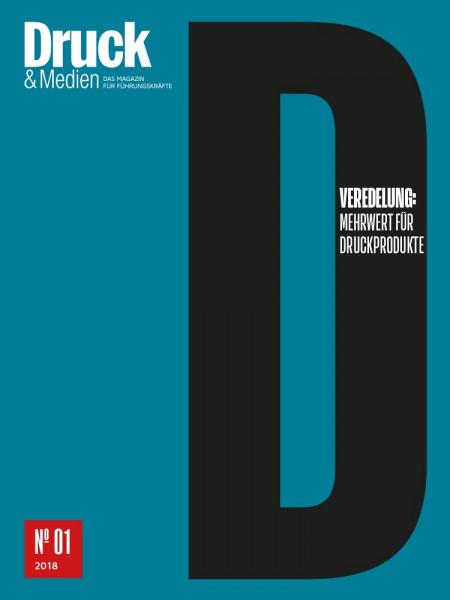 Druck & Medien-Dossier: Veredelung – Mehrwert für Druckprodukte