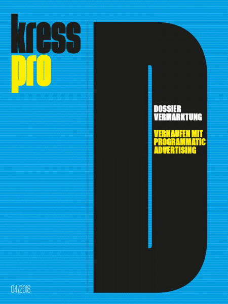 kress pro Dossier: Vermarktung Verkauf mit Programmatic Advertising