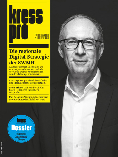 kress pro, die regionale Digital-Strategie des SWMH