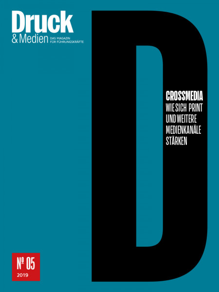 Dossier, Druck & Medien, Crossmedia