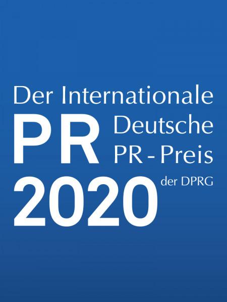 Internationaler Deutscher PR-Preis der DPRG