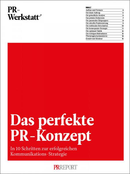 Das perfekte PR-Konzept