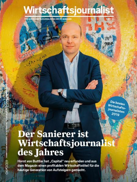 Der Wirtschaftsjournalist 2019#06