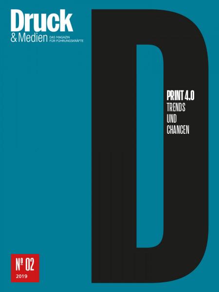 Druck & Medien-Dossier: Print 4.0 Trends und Chancen