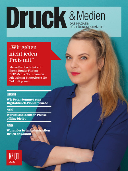 Druck & Medien 2020#01