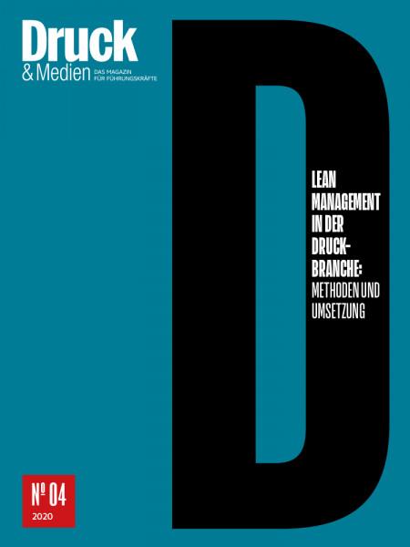 Druck & Medien Dossier Lean Management in der Druckbranche: Methoden und Umsetzung