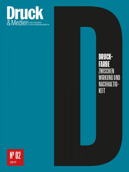 Druck & Medien-Dossier: Druckfarbe Zwischen Nachhaltigkeit und Wirkung