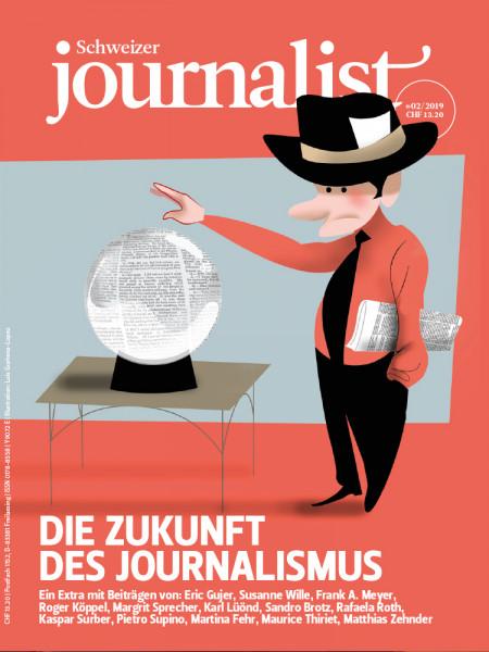 Schweizer Journalist 2019#02